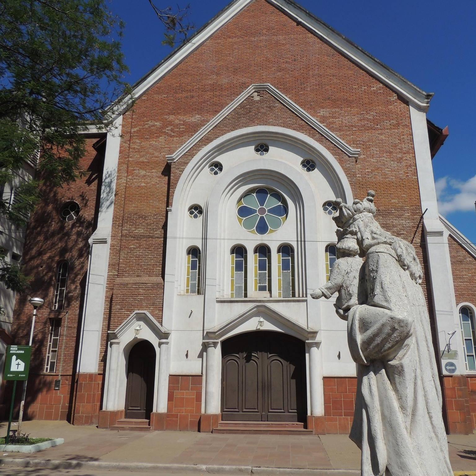 Pquia. María Auxiliadora
